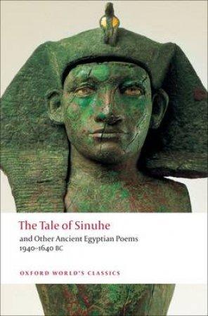 The Tale of Sinuhe by R. B. Parkinson