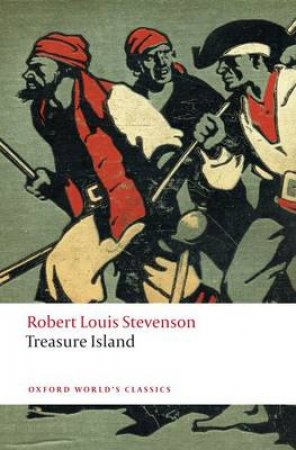Treasure Island by Robert Louis Stevenson & Peter Hunt
