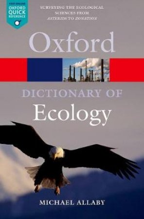 A Dictionary of Ecology by Michael Allaby