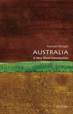 Australia by Kenneth Morgan