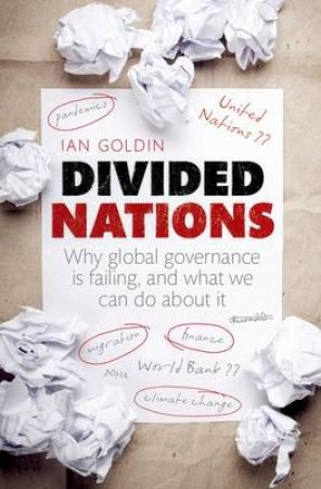 Divided Nations by Ian Goldin