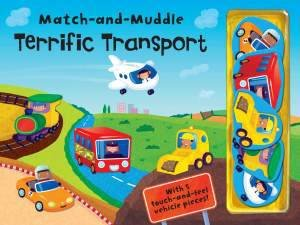 Terrific Transport by Ian Cunliffe