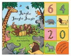 Jingle Jangle Jungle by Axel Scheffler