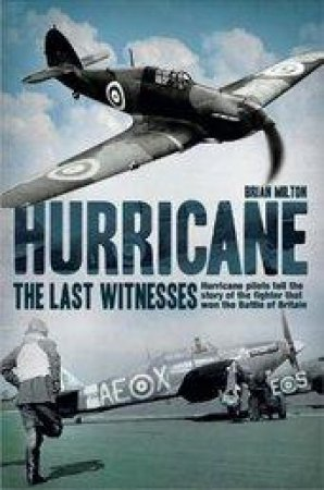 Hurricane: The Last Witnesses by Brian Milton