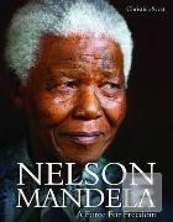 Nelson Mandela by Christina Scott