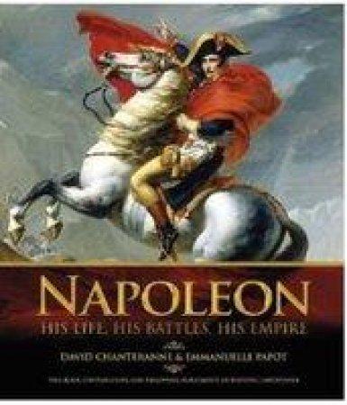 Napoleon by David Chanteranne & Emmanuelle Papot
