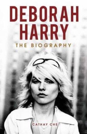 Deborah Harry by Cathay Che