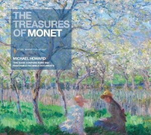 The Treasures of Monet by Michael Howard