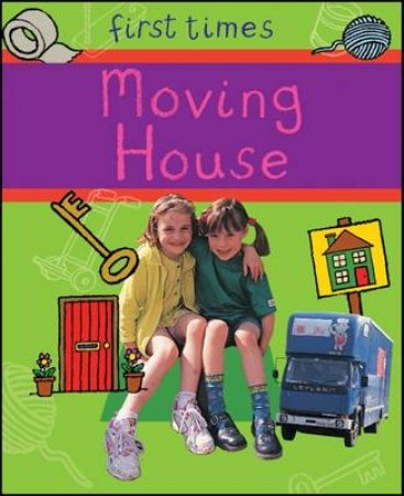 Moving House by Rebecca Hunter