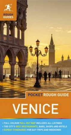 Pocket Rough Guide Venice by Jonathan Buckley