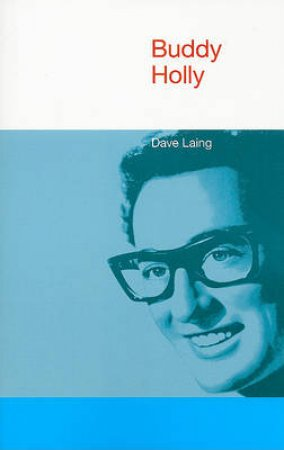 Buddy Holly by David Laing