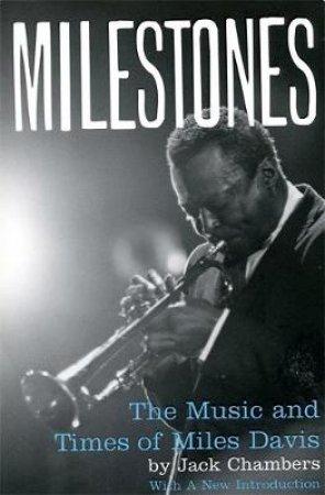 Milestones by J. K. Chambers