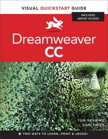 Dreamweaver CC by Tom Negrino & Dori Smith
