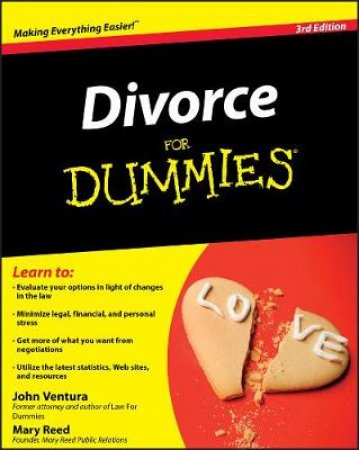 Divorce for Dummies by John Ventura & Mary Reed