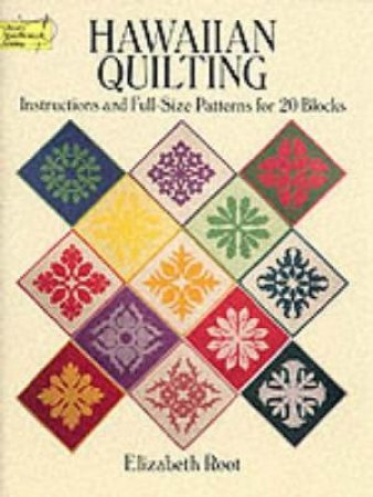 Hawaiian Quilting by Elizabeth Root