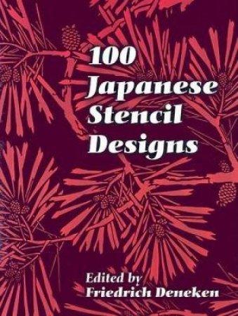 100 Japanese Stencil Designs