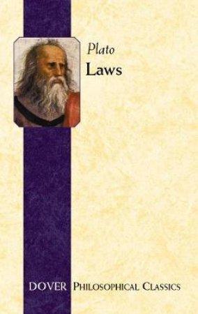 Laws by Plato & Benjamin Jowett