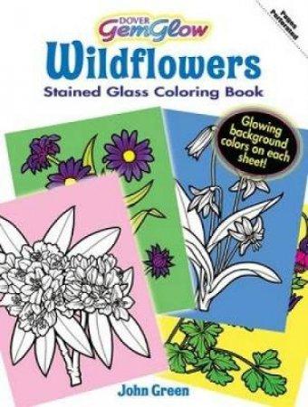 Wildflowers Gemglow Stained Glass