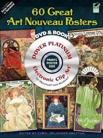 60 Great Art Nouveau Posters