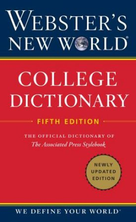 Webster's New World College Dictionary by Webster's New World College Dictionaries