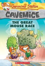 The Great Mouse Race by Geronimo Stilton
