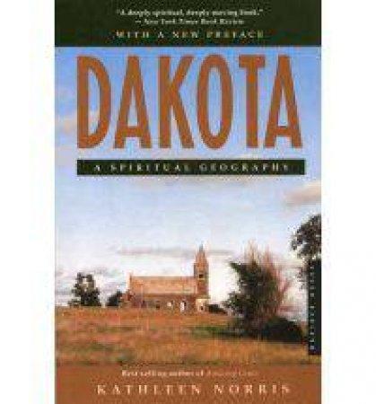 Dakota by Kathleen Norris