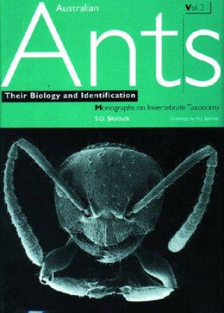 Australian Ants by Steven O. Shattuck & Natalie J. Barnett