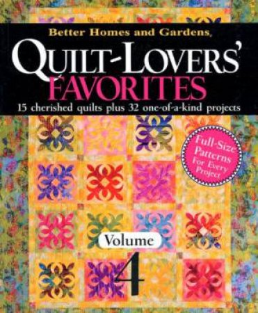 Quilt-Lovers' Favorites by Not Available