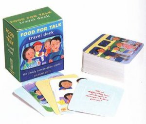 Food for Talk Travel Deck by Julienne Smith