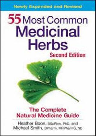 55 Most Common Medicinal Herbs