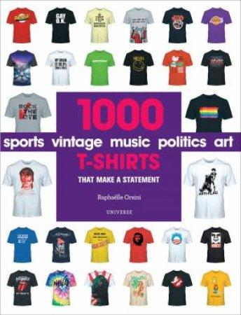 1000 T-shirts