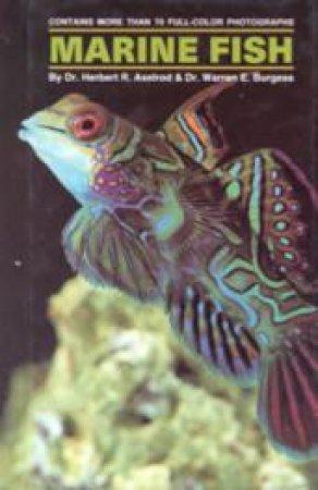 Marine Fish by Herbert R. Axelrod