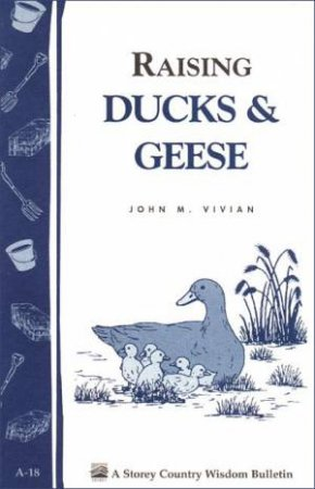 Raising Ducks and Geese by Gardenway Book
