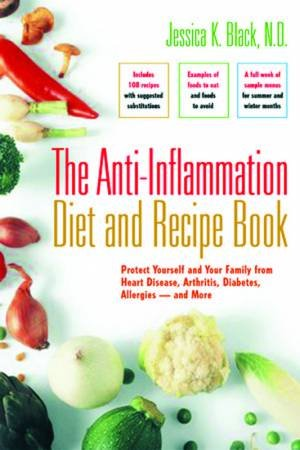 The Anti-inflammation Diet and Recipe Book by Jessica K  Black -  9780897934855 - QBD Books