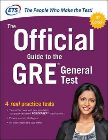 The Official Guide to the GRE General Test by Educational Testing Service