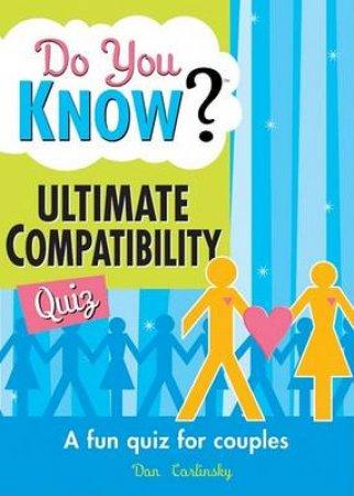Do You Know? by Dan Carlinsky