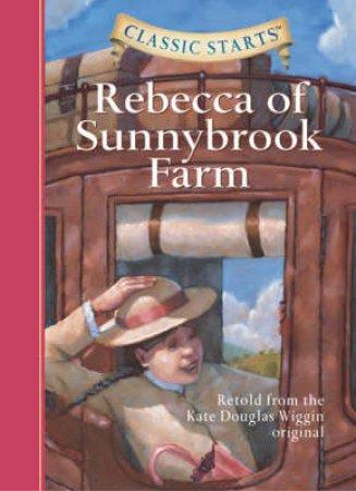 Rebecca of Sunnybrook Farm by Deanna Mcfadden & Jamel Akib & Kate Douglas Smith Wiggin