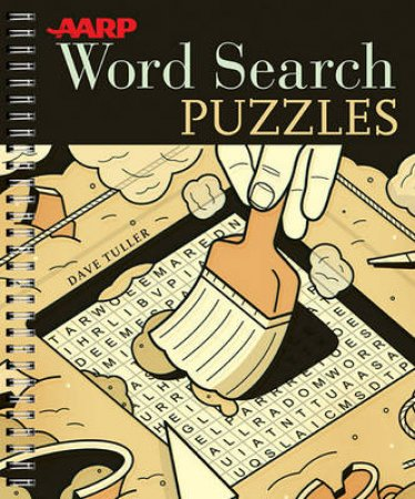 AARP Word Search Puzzles