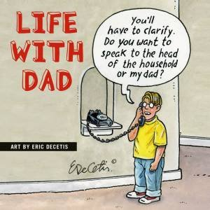 Life With Dad