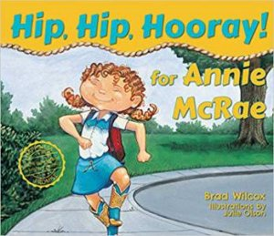 Hip, Hip, Hooray! for Annie Mcrae