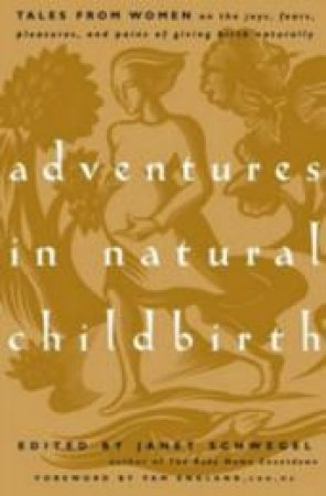 Adventures In Natural Childbirth by Janet Schwegel & Pam England & Pam England
