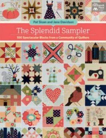 The Splendid Sampler by Pat Sloan & Jane Davidson