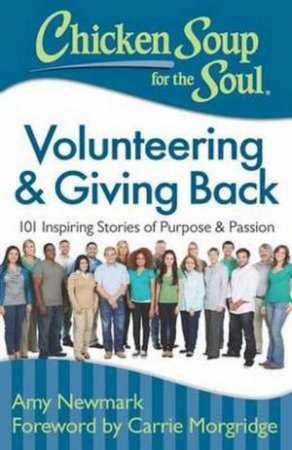 Chicken Soup for the Soul Volunteering & Giving Back