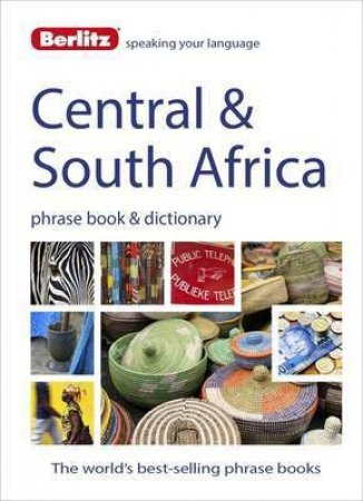 Berlitz Central & South Africa Phrase Book & Dictionary