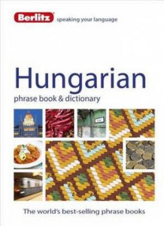 Berlitz Hungarian Phrase Book & Dictionary