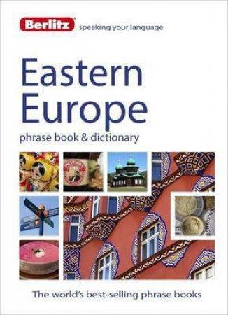 Berlitz Eastern European Phrase Book & Dictionary