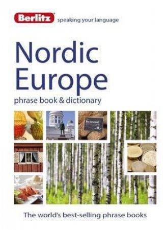 Berlitz Nordic Europe Phrase Book & Dictionary