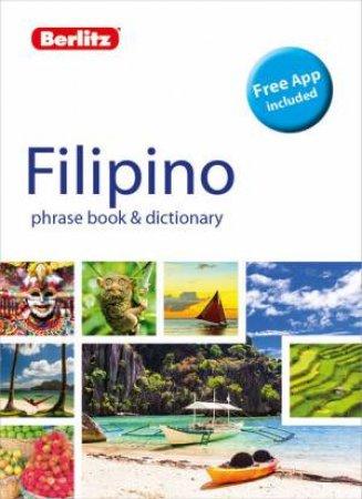 Berlitz Phrase Book & Dictionary Filipino