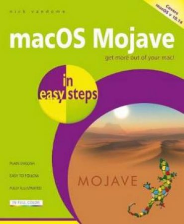 Macos Mojave in Easy Steps