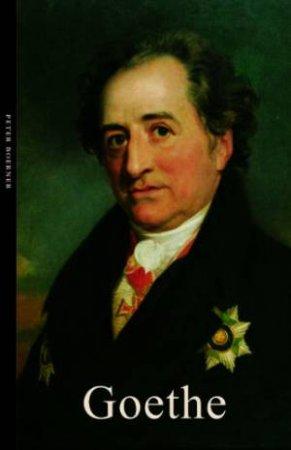 Goethe by Peter Boerner & Nancy Boerner